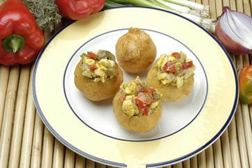 Photo of Ackee and Cod Fish