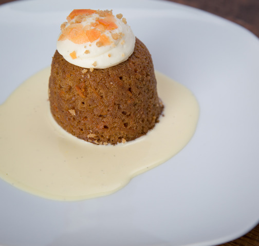 Carrot Cake at Vicolo