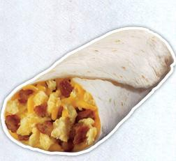 Photo of Breakfast Burrito