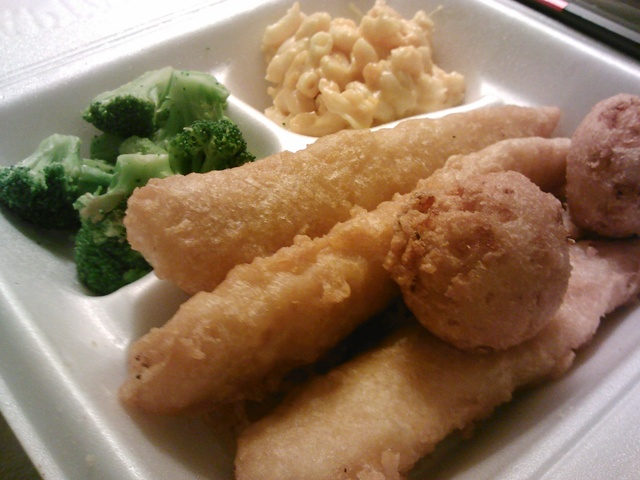 Photo of 3 pc Classic batter dipped fish