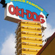 Oki-Dog Sign - Photo at Oki-Dog