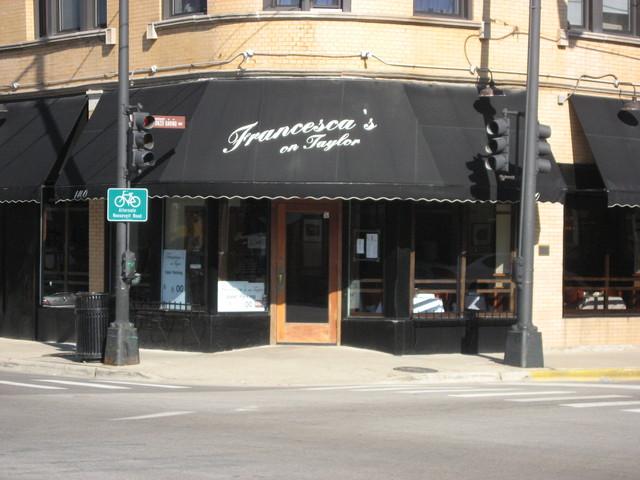 Taylor Street Italian Restaurants In Chicago