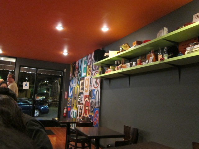 Chego reviews menu palms 3300 overland ave los for Chego los angeles