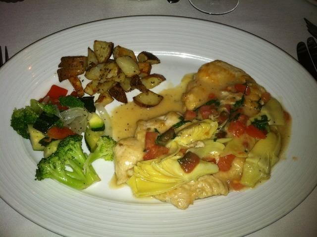 Il tiramisu ristorante bar reviews menu sherman for Fish dish sherman oaks
