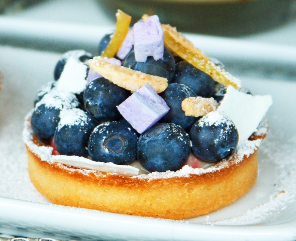 Photo of Blueberry Tart