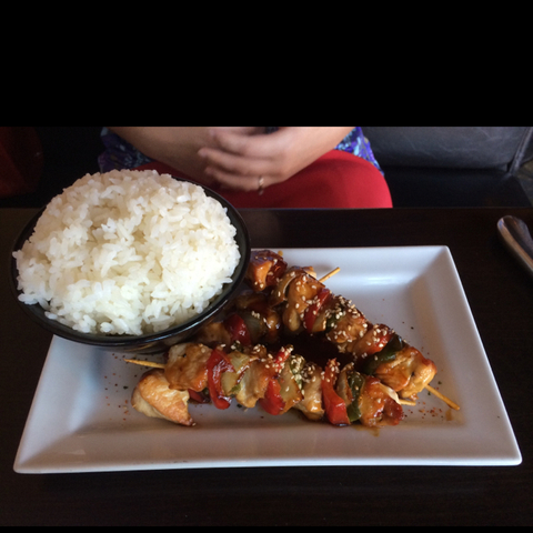 Photo of AP30: Chicken Yakitori