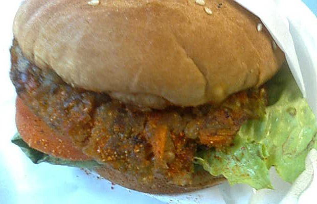 Photo of Veggie Burger