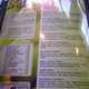 Sandwiches and Burgers menu - Restaurant Menu at Chicago Diner