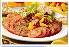 Photo of Sun-Ripened Tomato Salad