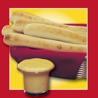 Photo of Breadsticks &amp; Spicy Cheese Dip