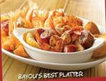Photo of NEW BAYOU'S BEST PLATTER