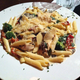 Chicken penne at Bullfish Grill