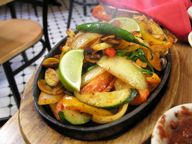 Photo of Vegetable Fajitas