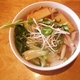Vegetarian phở at Mignon Pho + Grill