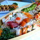Sushi Boat at China Sky