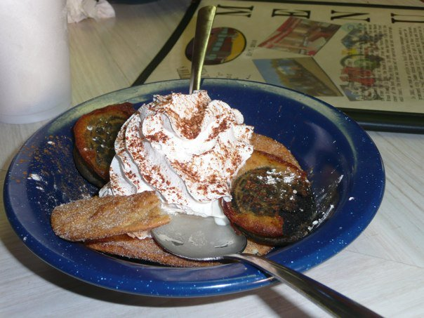 Photo of Fried Oreo Sundae