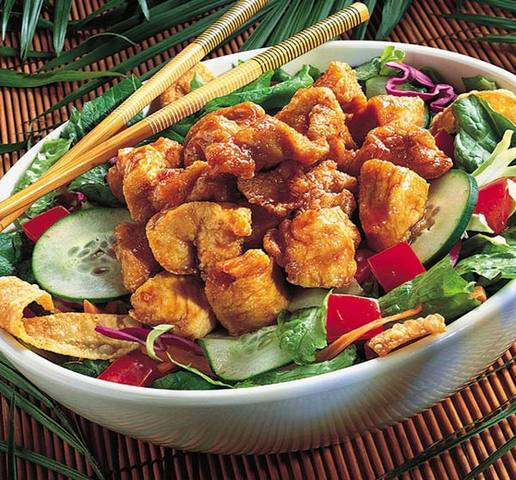 Photo of Thai-High Sweet and Spicy Chicken Salad