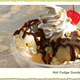 HOT FUDGE SUNDAE - HOT FUDGE SUNDAE at Coco&#39;s Bakery Restaurant