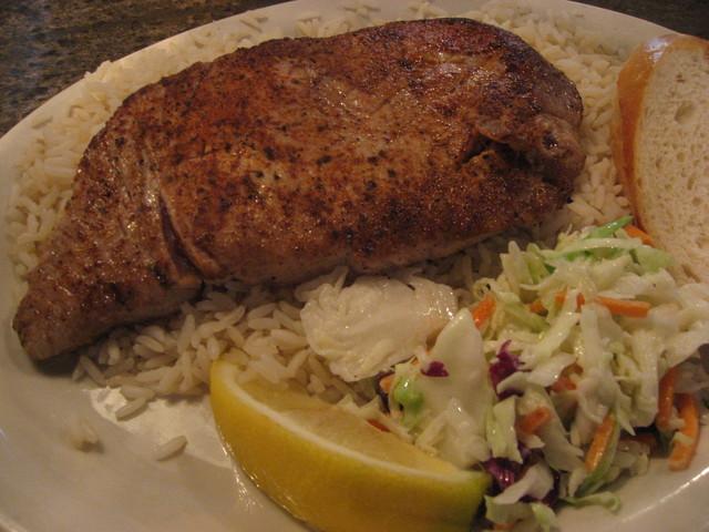 California fish grill reviews menu westpark irvine for California fish grill