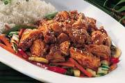 Photo of Crispy Teriyaki Chicken